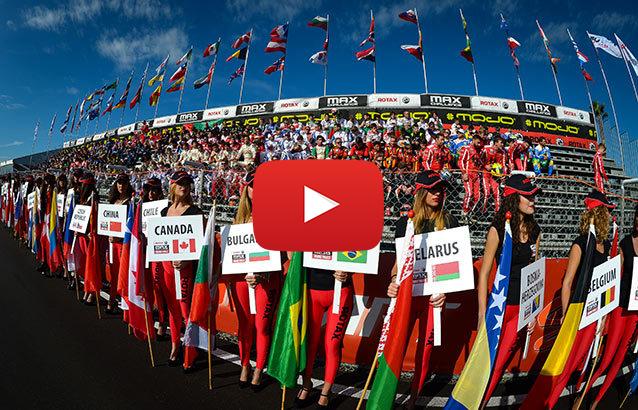 La Finale Mondiale ROTAX 2018 au Brésil