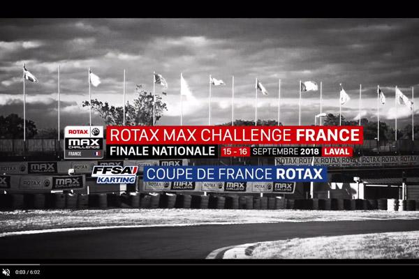 VIDÉO : Coupe de France & Challenge ROTAX France 2