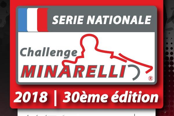 Challenge Minarelli 2018 - Incontournable