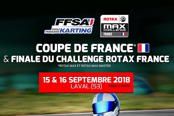 Coupe de France et RMC 2018 - Laval