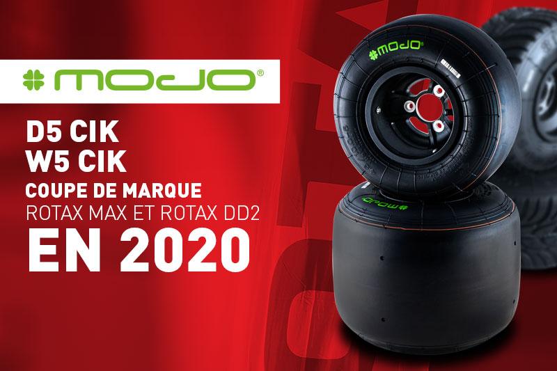 Pneumatiques Coupe de Marque Rotax 2020