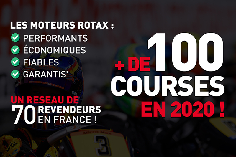 ROTAX France - Calendrier 2020