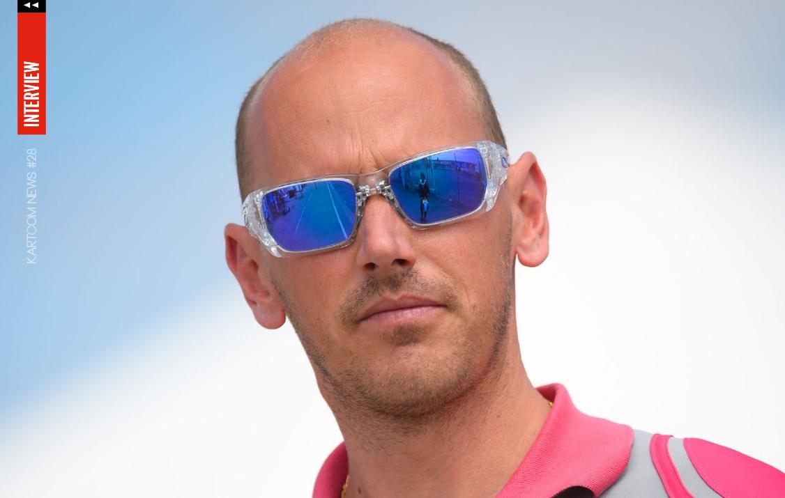 Un professionnel Rotax à l'honneur sur KartcomNews