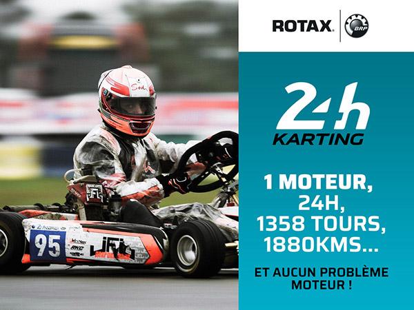 1 moteur, 24h, 1358 tours et 1880 Kms...
