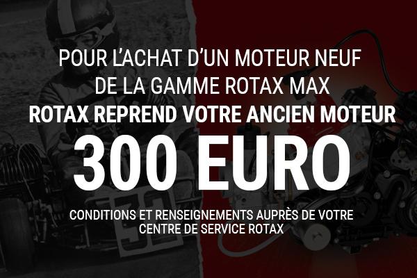 REPRISE DE VOTRE ANCIEN MOTEUR 300€