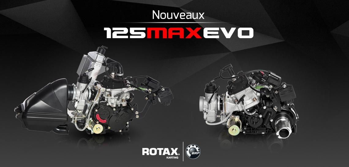 Nouveaux 125 MAX EVO
